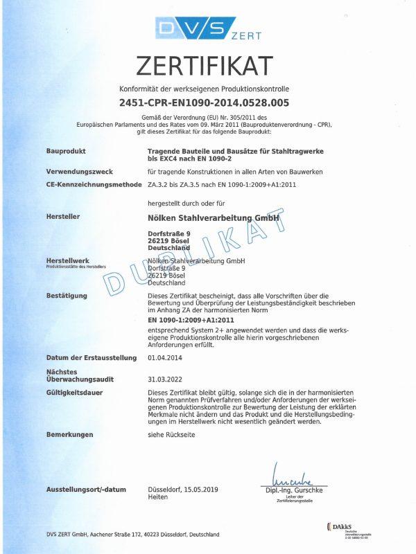 Zertifikat_EN1090_EXC_4_Noelken_Stahlverarbeitung GmbH